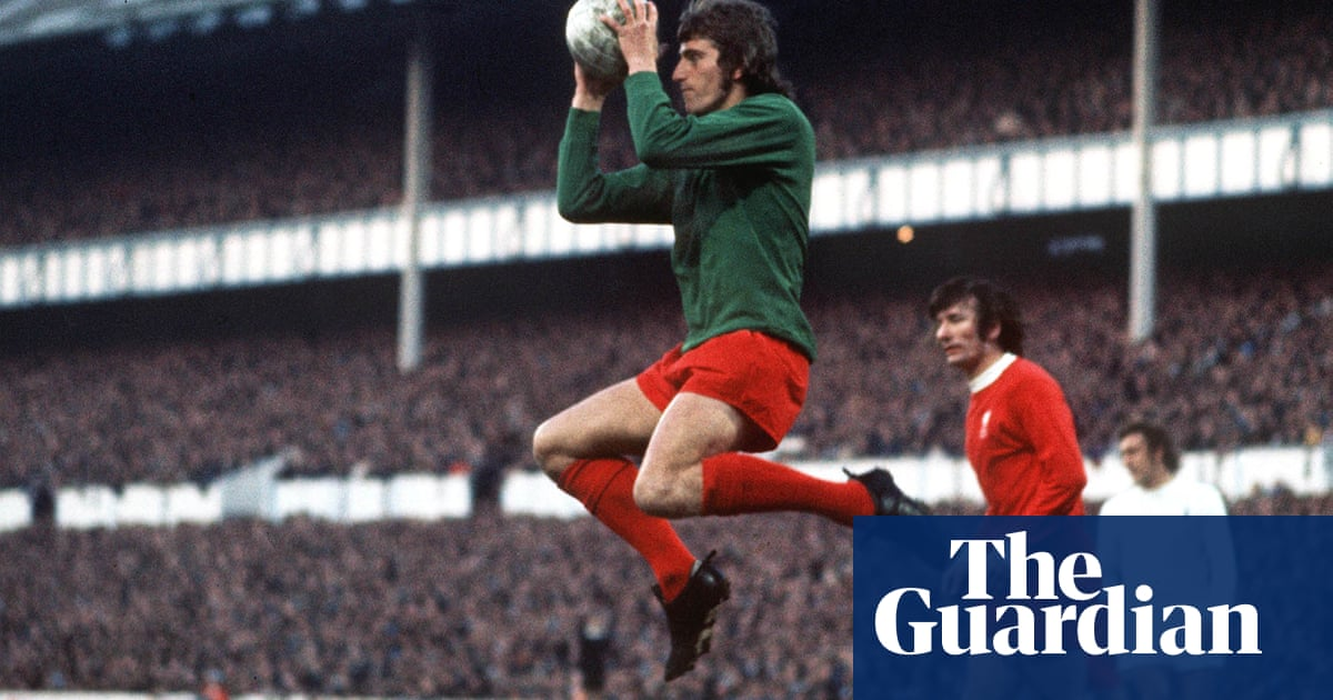 Ray Clemence always seemed to be in the right place at the right time   Paul Wilson