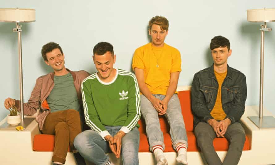 Glass Animals … streaming sensations, to their own surprise.