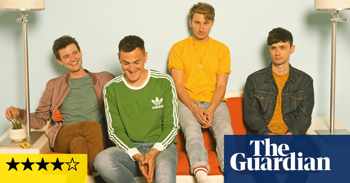 f147948e2 Glass Animals: How to Be a Human Being review – colourful stories, awkward  grooves