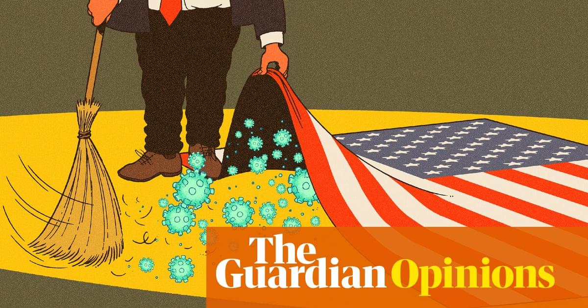 Donald Trump's war on coronavirus is just his latest war on truth ...