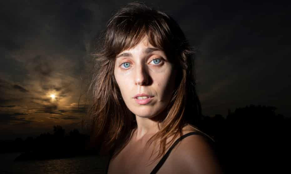 Funkily fraught … Meghan Remy, whose new album is called Heavy Light.