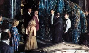 Gene Hackman (centre) in The Poseidon Adventure.