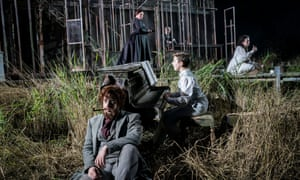 The Turn of the Screw at Regent's Park Open Air theatre