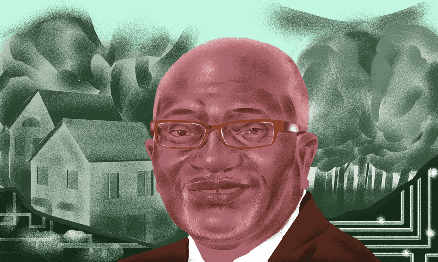 Robert D Bullard, the 'father of environmental justice' in the US.