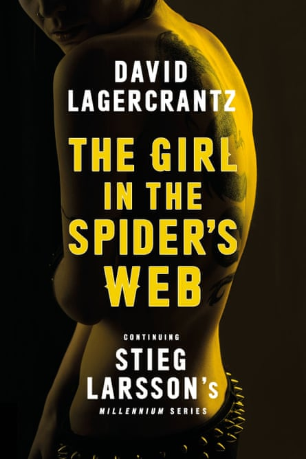 The Girl In The Spiders Web. Crime Book Of The Year 2015