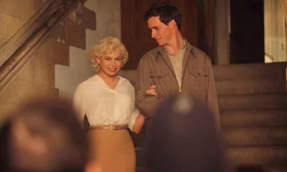 My Week With Marilyn.