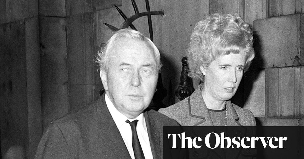 Lady Falkender Harold Wilsons Right Hand Woman Dies Aged 86