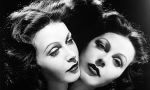 Actor turned radio frequency expert … the late Hedy Lamarr.