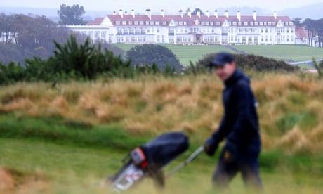 Eric Trump attacks Scottish politicians for debate on family's golf courses
