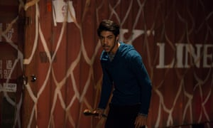 """""""We have a huge pool of multicultural talent in this country"""", says Ryan Griffen, creator of Cleverman, starring Hunter Page-Lochard (above)."""