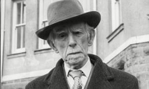 Dr William George, brother of Earl Lloyd George of Dwyfor, 1961.