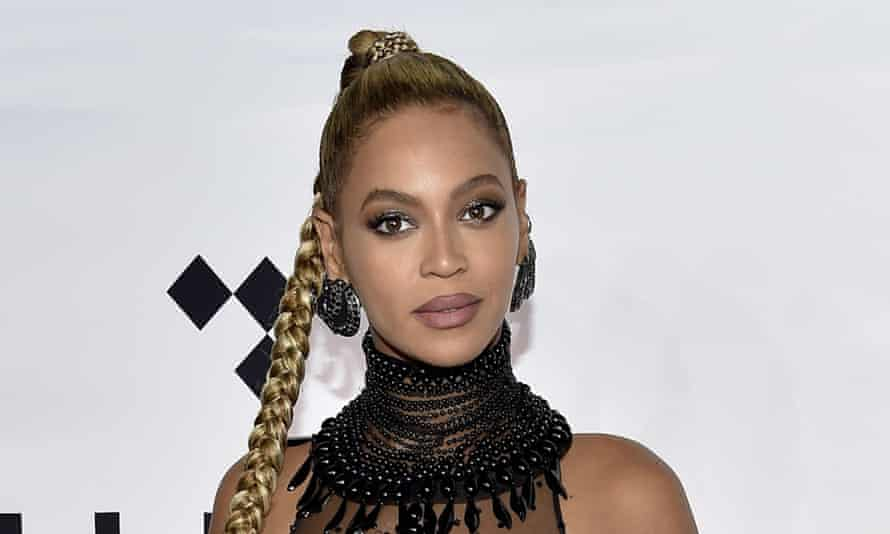 Beyoncé pictured in 2016.
