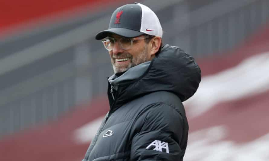 Jürgen Klopp said he would stick to his contract: 'I have three years left at Liverpool. That's a simple statement, a simple situation.'