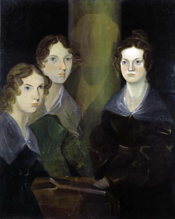 The Brontë Sisters by Patrick Branwell Brontë
