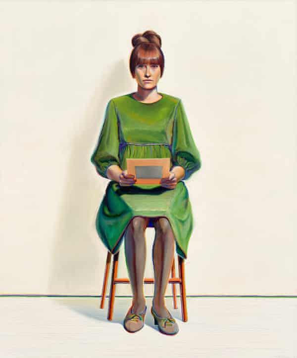 Green Dress, 1966.