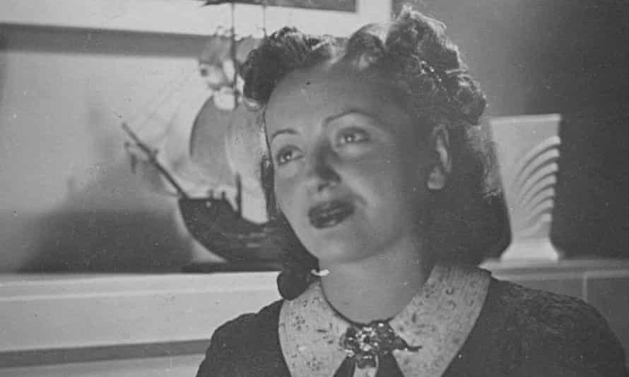 Hadley Freeman's grandmother, Sala.