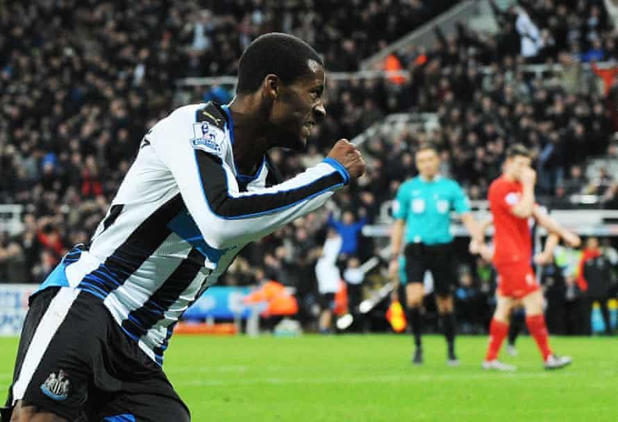 Georginio Wijnaldum inspired Newcastle United to 2-0 win over Liverpool at St James' Park last season.