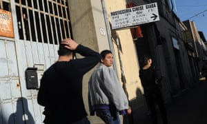Image result for Italy's biggest Chinese community clashes with police near Florence