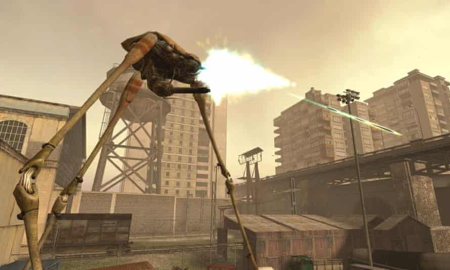 You live every moment … Half-Life 2.
