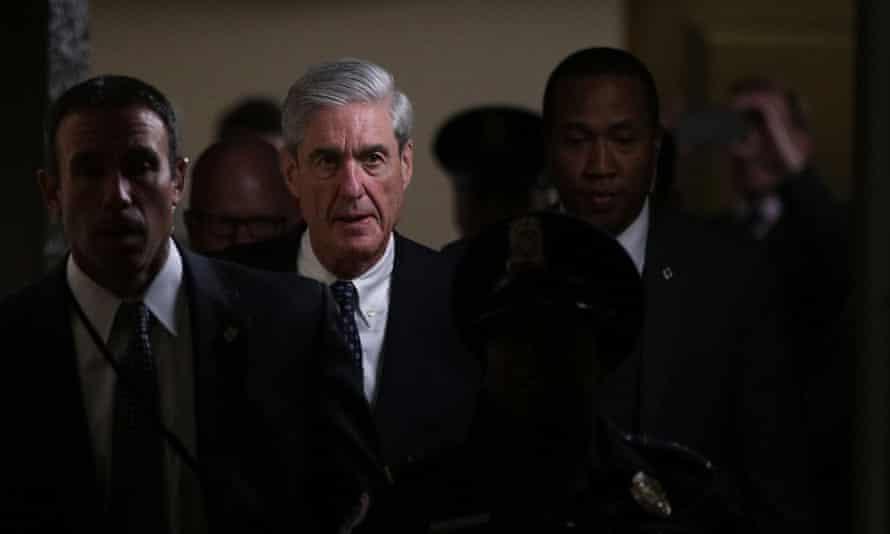 Robert Mueller's team has spoken largely through its court filings, detailing Russia's 2016 interference in so-called 'speaking indictments' that said more than strictly necessary.