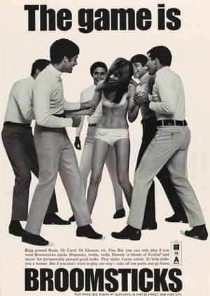 Broomsticks, GQ, 1967