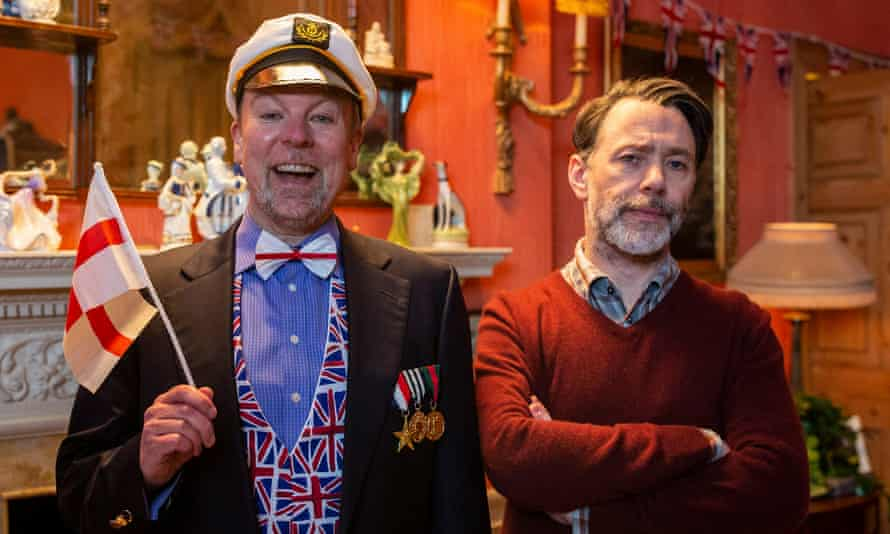 Who lives in a house like this ... Inside No 9.