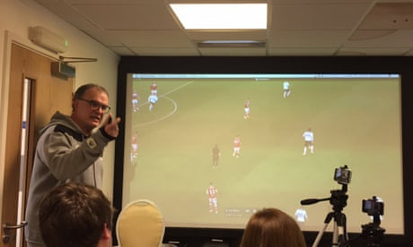 'I observed all the rivals we played': Marcelo Bielsa's 'spygate' presentation – video
