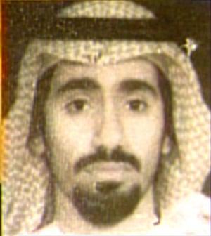 Abd al-Rahim al-Nashiri, who was allegedly waterboarded at a CIA black site in Thailand run by Haspel.