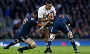 England's Nathan Hughes could make an instant return