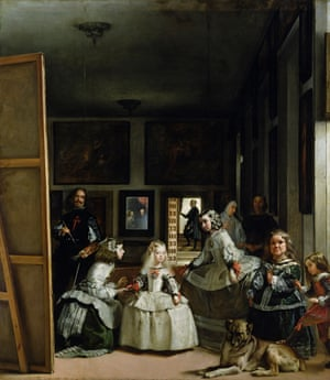 'The past in all its mortal beauty': Las Meninas, the 1656 Velazquez masterpiece that held Laura Cumming spellbound at the Prado in Madrid.