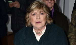 Marianne Faithfull at Paris fashion week in February.