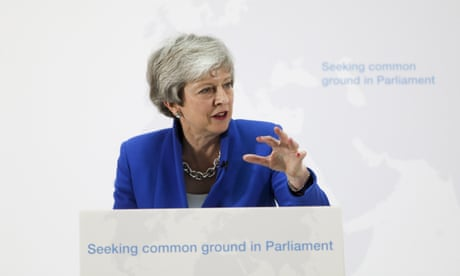 The Guardian view on May's Brexit concessions: too late to save her deal