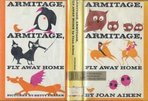 Armitage cover
