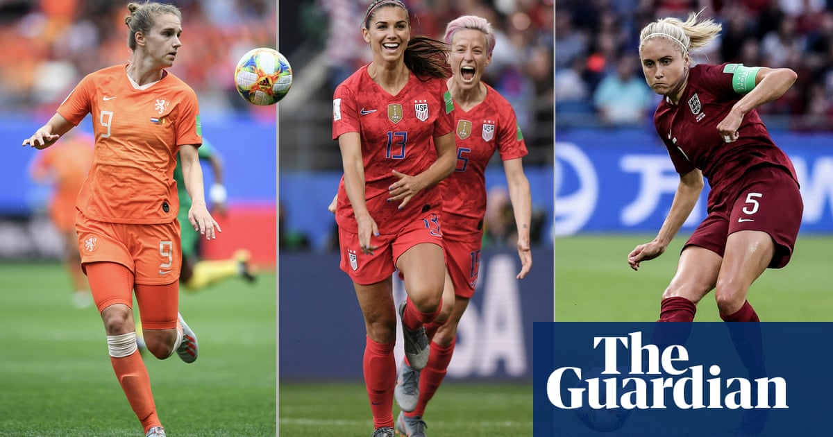 Women's World Cup 2019 power rankings: USA top and England