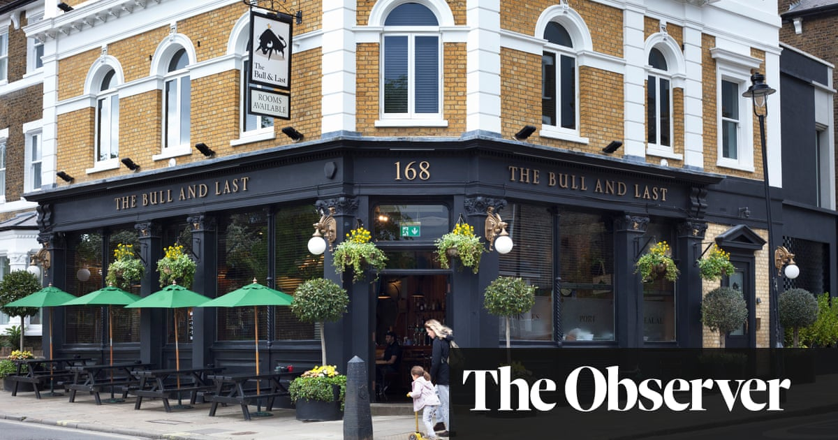 The Bull and Last, London: 'I love their grub and it's date night' – restaurant review