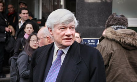 Geoffrey Robertson QC said diplomatic immunity was putting diplomats 'above the law'.