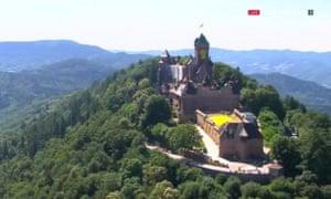Chateau de Haut-Koenigsbourg
