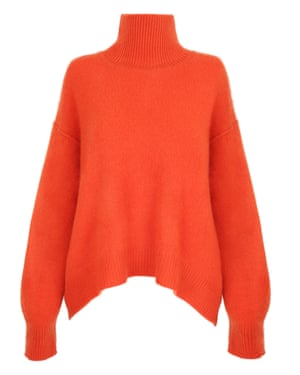 You herd it here first: oversized cashmere jumper £350, mandkhai.com.