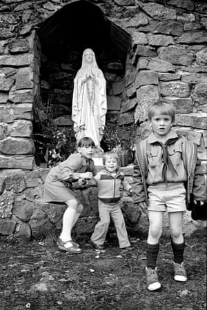 St Briavels Polish Scout House, Gloucestershire, England, 1979