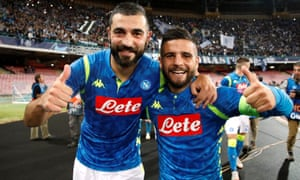 Napoli's Lorenzo Insigne
