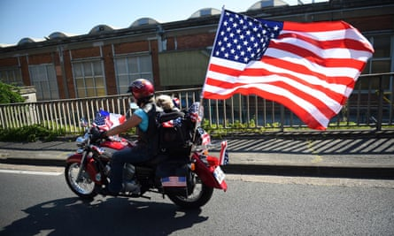 Harley-Davidson said they were forced to move production overseas after the EU slapped tariffs in retaliation for Trump's steel and aluminium tariffs.
