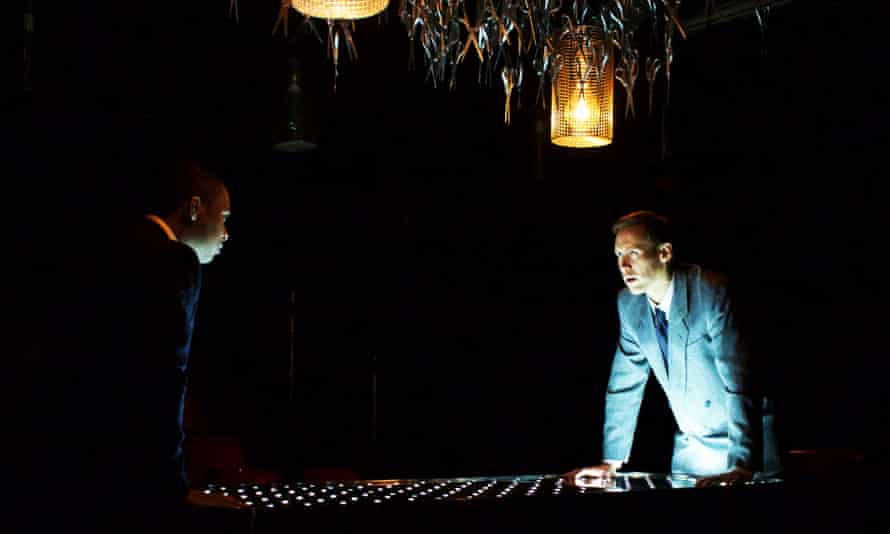 Questioning one's true nature … Anthony Neilson's play Normal at Styx, in London.
