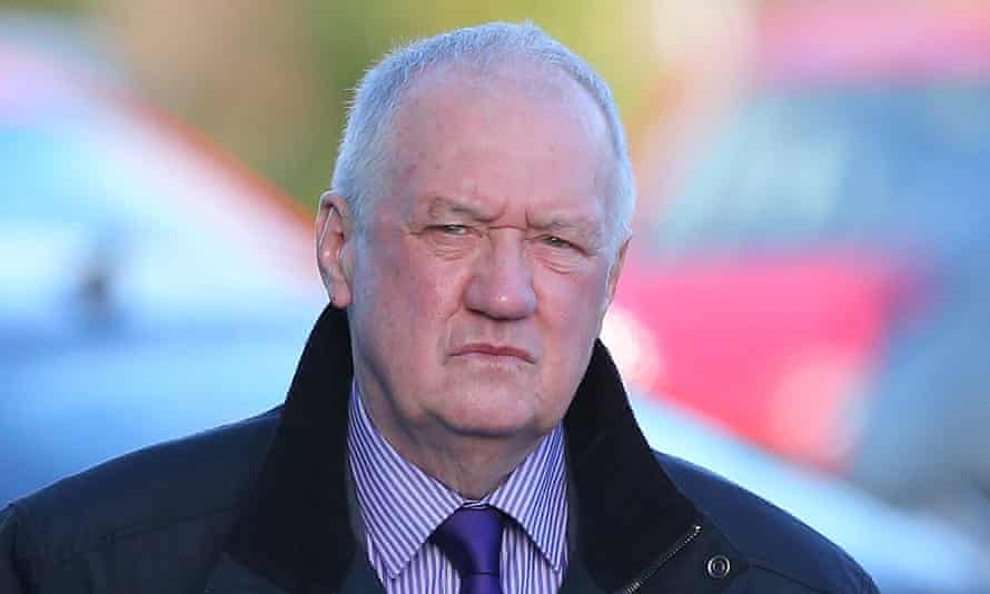 David Duckenfield is alleged to have failed in his duty to take reasonable care for the safety of spectators.