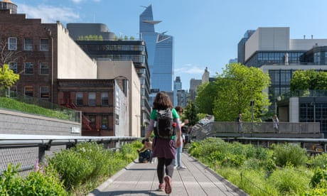 225 miles and 100 parks: one woman's epic hike around New York City