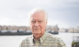 David Owen at home in east London, 2019