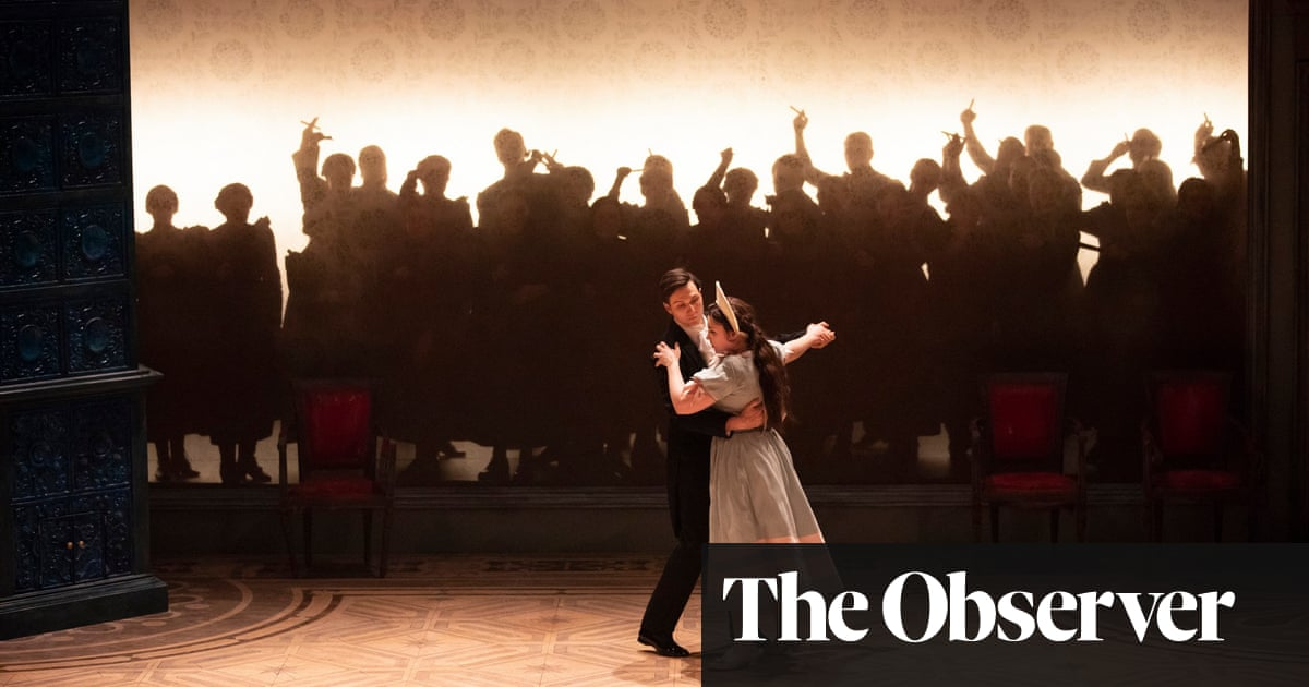 The week in classical: eugene onegin; gustavo dudamel and the los