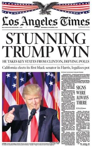 LA Times, US