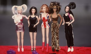 Spice Girls dolls