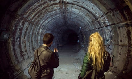 London's abandoned underground – in pictures