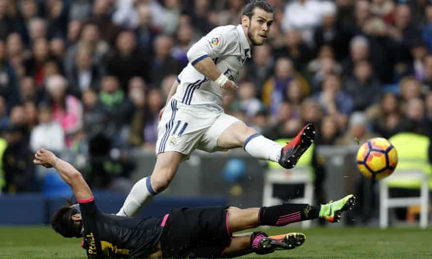 Gareth Bale, Real Madrid v Espanyol
